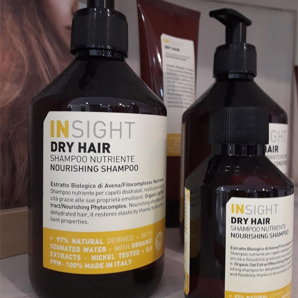 Dry  hair cabello seco